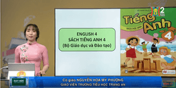 Môn Tiếng Anh - Lớp 4 | Unit 12: What does your father do? Lesson 2