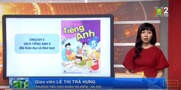 Môn Tiếng Anh - Lóp 5 | Unit 13: What do you do in your free time?- Lesson 2