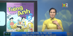 Môn Tiếng Anh - Lớp 5 | Unit 14: What happened in the story? Lesson 2