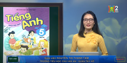 Môn Tiếng Anh - Lớp 5 | Unit 14: What happened in the story? Lesson 1